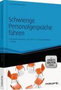 """Franz Hölzl, Nadja Raslan """"Schwierige Personalgespräche führen - mit Arbeitshilfen online"""""""