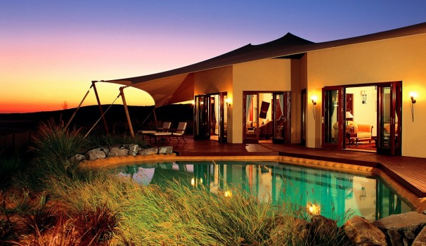 Das Träumen geht weiter: Zum Beispiel vom Al Maha Desert Resort in Dubai.