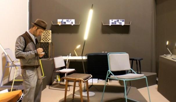 """Einer davon ist Claas Redlefsen. Claas hat in Berlin """"Industrial Art"""" studiert und arbeitet nun von Hamburg aus als Freelance Designer."""