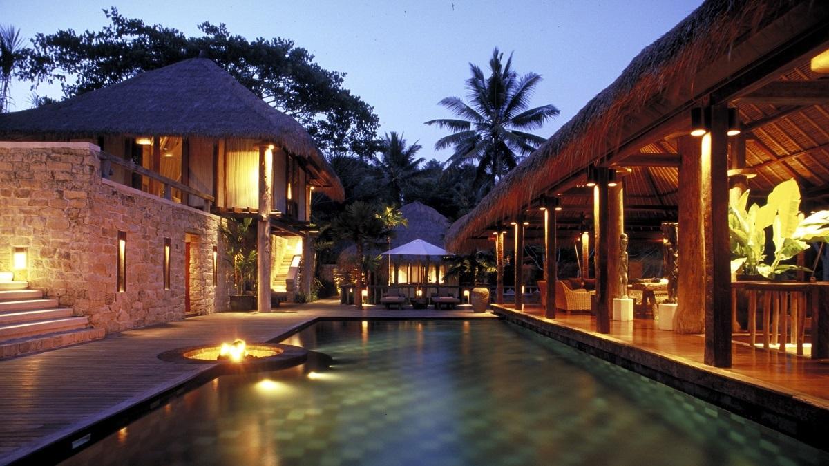 Der Redaktions-Favorit: Das Shambhala Estate auf Bali.
