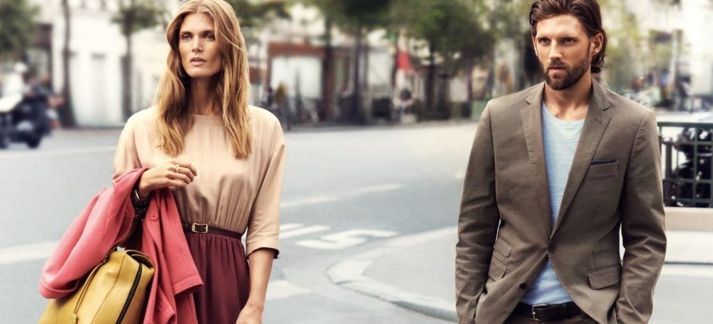 Wenn Frau auf Nummer sicher gehen will - zum Beispiel bei einem Geschäftstermin - eignet sich in vielen Branchen ein schlichtes, nicht zu kurzes Kleid.