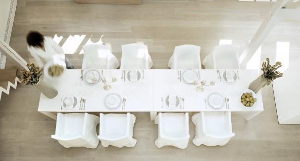 Und hier entstehen zahlreiche Ideen und Konzepte: In Susanna Leisers Atelier in München.
